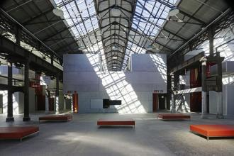 CarriageWorks Interior. Photograph by Michael Nicholson.