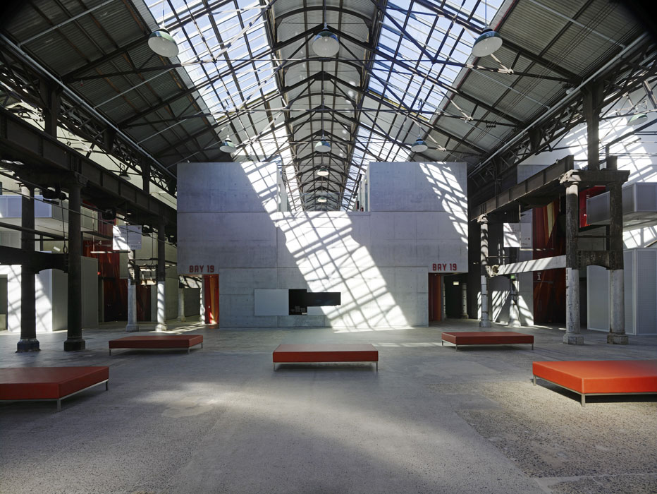 Carriageworks Arts Centre Tonkin Zulaikha Greer Architects
